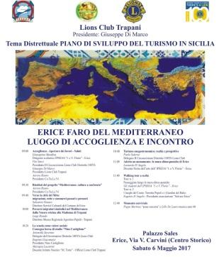 LC TRAPANI ERICE FARO DEL MEDITERRANEO 0