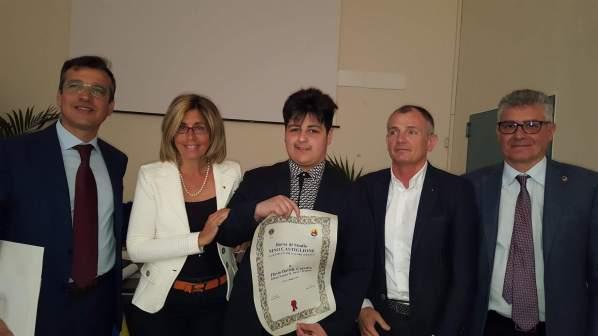 """LC TRAPANI - BORSA DI STU DIO """"NINO CASTIGLIONE"""""""
